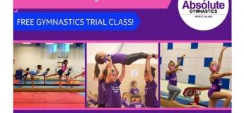 Fee Gymnastics Trial Class @ Absolute Gymnastics