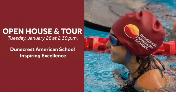 Open House and Tour @ Dunecrest American School