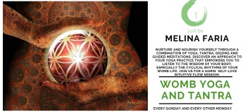 Womb Yoga and Tantra @ Just Be Wellbeing Center