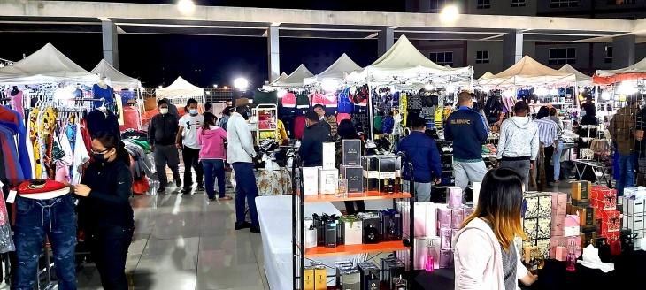 Weekend Market Al Khail gate 2 West Zone
