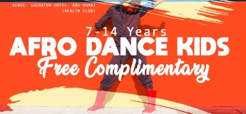 Afro Dance Kids - Free Complimentary Class