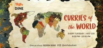 Curries of the World @ Dine