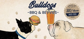 Bulldogs, BBQ and Bevvies @ Reform Social & Grill Dubai