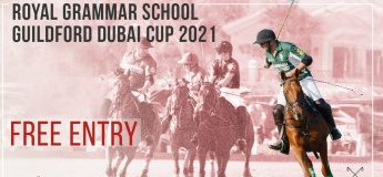 Family Day: Royal Grammar School Guildford Dubai Cup 2021