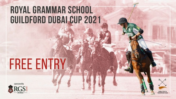 Family Day: Royal Grammar School Guildford Dubai Cup 2021
