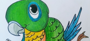 Drawing and Sketching Class for Kids @ Creative Creeps