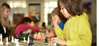 Kids chess classes