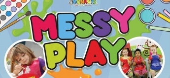 Messy Play @ Cheeky Monkeys