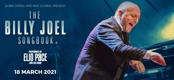 The Billy Joel Songbook @ Dubai Opera