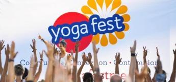 Yogafest Dubai 2021 at Dubai Internet City Amphitheatre