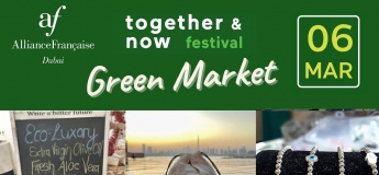 Green Market @ ALLIANCE FRANCAISE - DUBAI