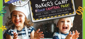 Little Baker's Camp @ Kidz Factory