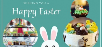 Happy Bunny Afternoon Tea & Easter Cakes
