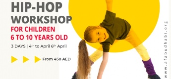Hip-Hop Workshop @ Alliance Française Abu Dhabi