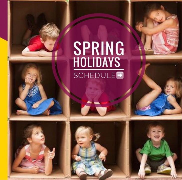 Spring Holidays Workshops @ Oompa Loompa