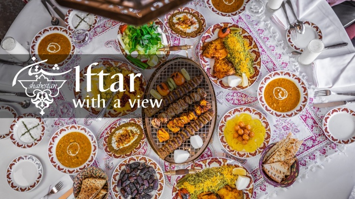 Shabestan, Iftar with a View