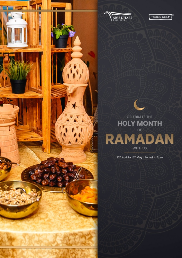 Ramadan Celebrations @ Abu Dhabi Golf Club