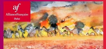 "Anastasie Akibode's Exhibition ""Wired Artistic Energies"""