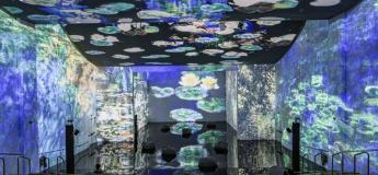 Theatre of Digital Art ( TODA): From Monet to Kandinsky. Revolutionary art.