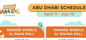 Classes for Babies and Toddlers @ Orange Wheels