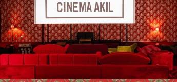 Private Cinema Experience @ Cinema Akil