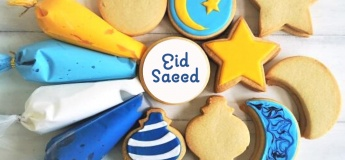 Eid Cookie Decorating @ Droplets by Caboodle