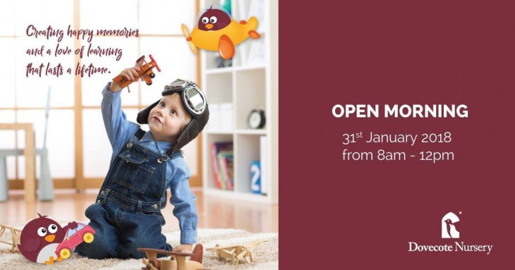 Dovecote Nursery Open Morning