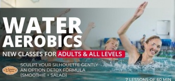 Water Aerobics for Adults