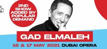Gad Elmaleh @ Dubai Opera