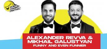 Alexander Revva & Mikhail Galustyan @ Dubai Opera