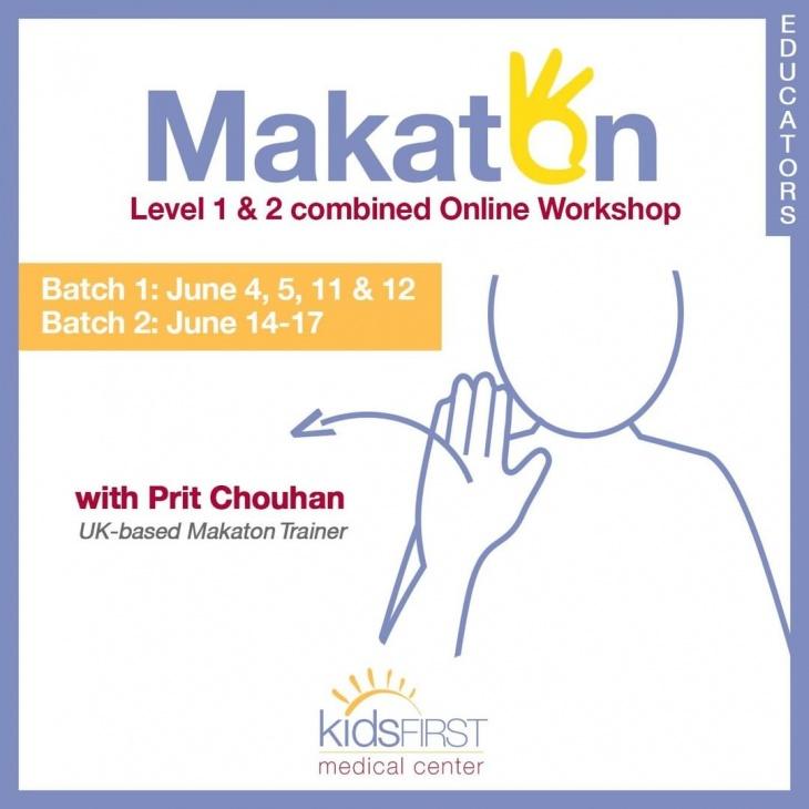 Online Certification Training of Makaton for Educators