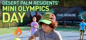 Desert Palm Residents' Mini Olympics Day