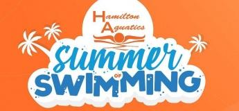 Summer Swimming @ Hamilton Aquatics