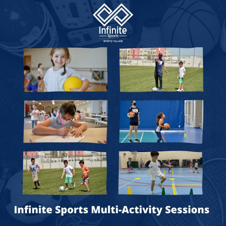 Summer Holiday Programmes by Infinite Sports