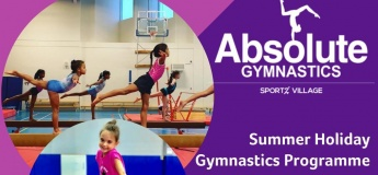 Summer Holiday Gymnastics Programme