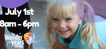 Open Day at the Wonder Years Nursery