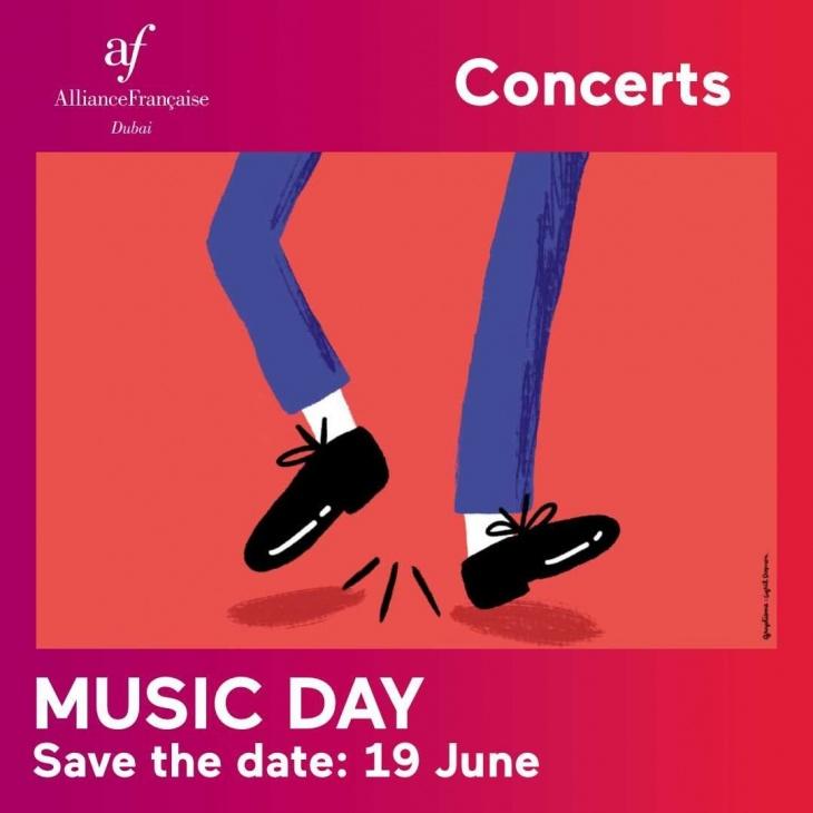 World Music Day @ Alliance Francaise Dubai