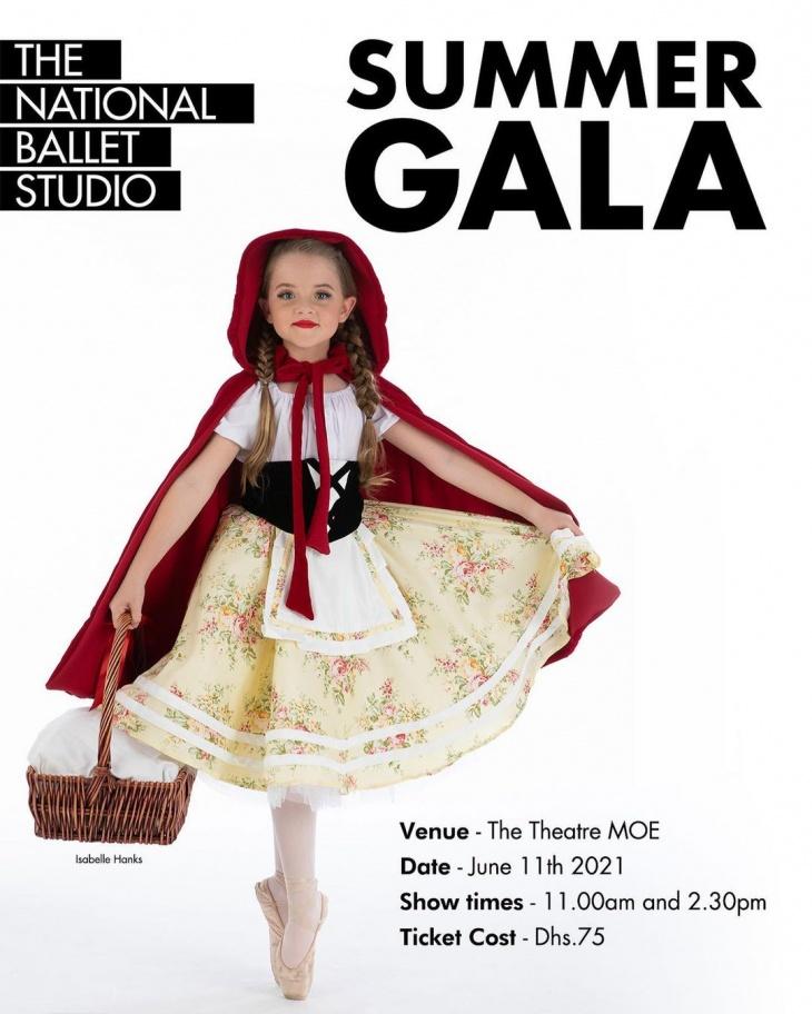 "The National Ballet Studio ""Summer Gala"""
