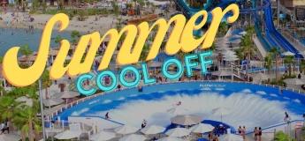 Summer Cool Off @ Radisson Blu Hotel