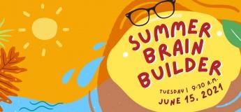 Virtual Summer Brain Builder Workshop