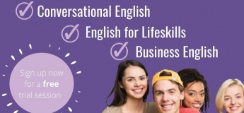 English Enrichment Classes @ The Young Studio