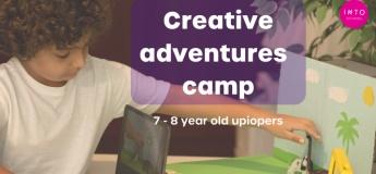 Creative Adventures Summer Camp