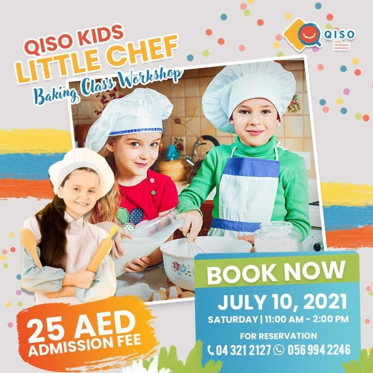 Qiso Kids Summer Workshop