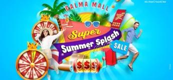 Summer Super Sale @ Dalma Mall