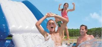Super Splash Slide