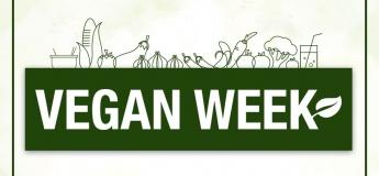 Vegan Week @ Qiso Cafe