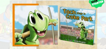 Tach plays in Croke Park