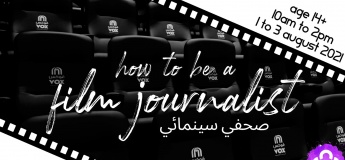How To Be A Film Journalist Short Course