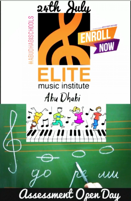 Assessment Open Day @ Elite Music Institute