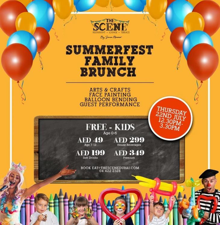 Summerfest Family Brunch
